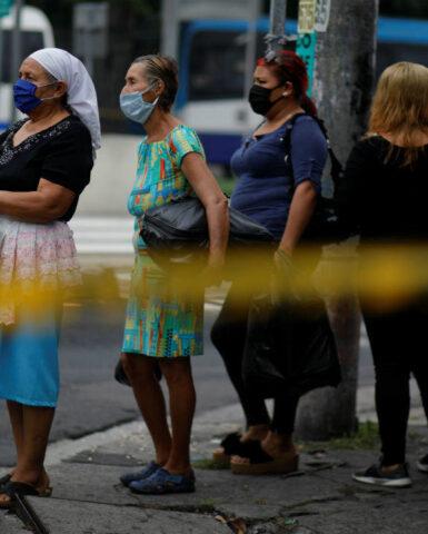 La crisi in El Salvador