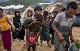 Migliaia di sfollati in Myanmar