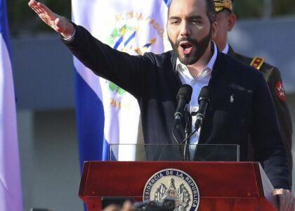 Caos istituzionale in El Salvador