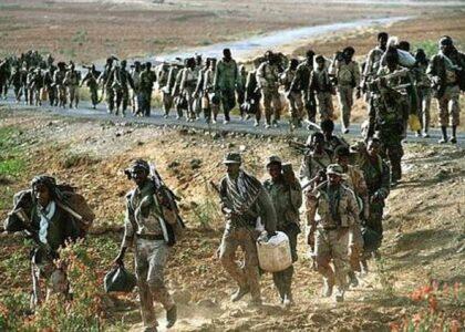 La guerra nel Tigray etiope